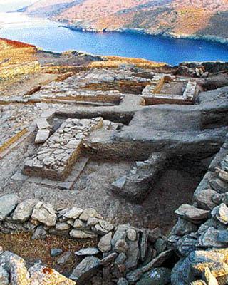 Αρχαία Αιγείρα και αρχαία Κερύνεια